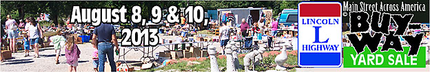 Buy-Way Yard Sale Banner