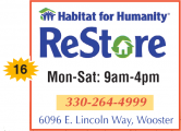 Habitat for Humanity - Restore