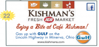 Kishman's Cafe